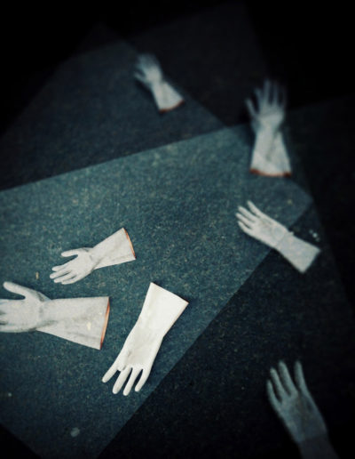 La disparition - Disappearance, 2017