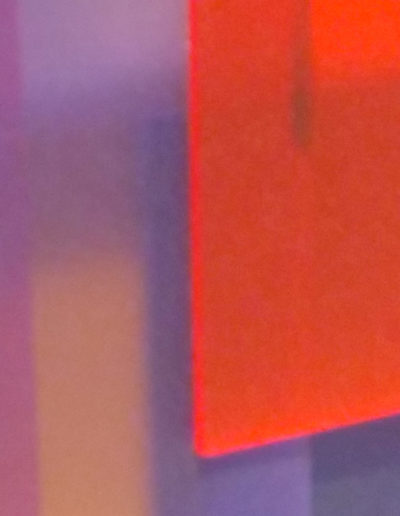 Orange 1/3, 2018